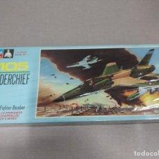 Maquetas: F-105 THUNDERCHIEF MONOGRAM 1/72. NUEVO SIN ABRIR.. Lote 222358191