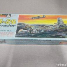 Maquetas: B-26 INVADER MONOGRAM , NUEVO.. Lote 222359788