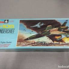 Maquetas: F-105 THUNDERCHIEF MONOGRAM , ESCALA 1/72NUEVO SIN ABRIR.. Lote 222365606