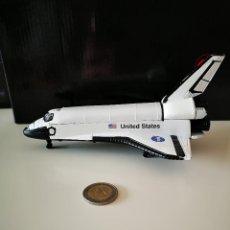 Maquetas: AVION DE LA NASA MARCA REALTOY TRANSBORDADOR ESPACIAL REAL TOY EN BUEN ESTADO. Lote 222373782