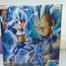 Maquetas: MODEL KIT VEGETA SUPER SAIYAN BLUE DRAGON BALL. Lote 222575890