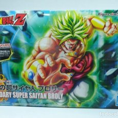 Maquetas: MODEL KIT BROLY SUPER SAIYAN DRAGON BALL. Lote 222577346