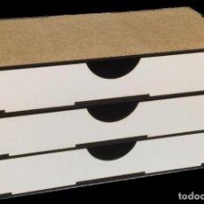 Maquetas: SCALE WAR - CAJONERA 3 CAJONES ALARGADOS CAJ-001. Lote 222606690