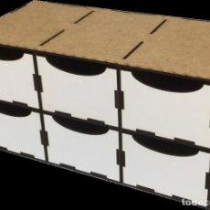 Maquetas: SCALE WAR - CAJONERA 6 CAJONES ALARGADOS CAJ-002. Lote 222606693