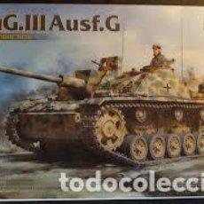 Maquetas: TAKOM - STUG III AUSF G 1/35 8004. Lote 222674603