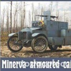 Maquetas: CSM - MINERVA ARMOURED CAR 1/35 35084. Lote 222676443
