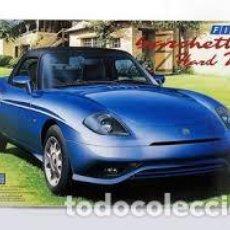 Maquetas: FUJIMI - FIAT BARCHETTA HARD TOP 1/24 12515. Lote 253213700