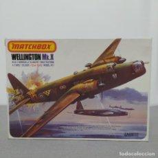 Maquetas: WELLINGTON MK X ESCALA 1/72 MATCHBOX. NUEVA Y COMPLETA.. Lote 223674956