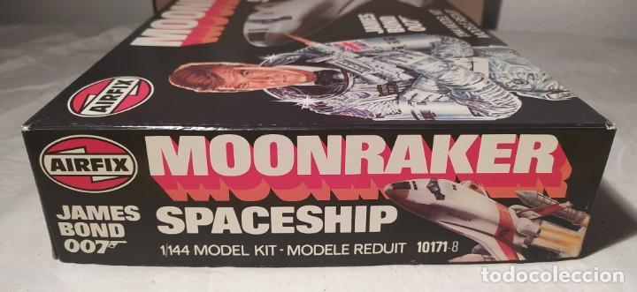 Maquetas: James Bond 007 Moonraker spaceship Airfix 1/144. Año 1979. Nuevo sin abrir. - Foto 8 - 224115703