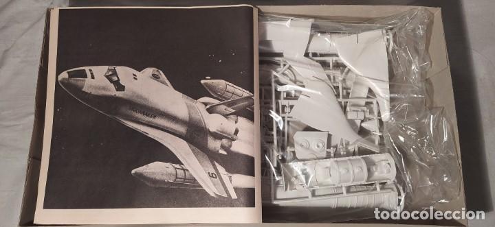 Maquetas: James Bond 007 Moonraker spaceship Airfix 1/144. Año 1979. Nuevo sin abrir. - Foto 10 - 224115703