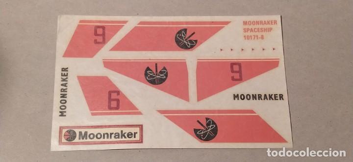 Maquetas: James Bond 007 Moonraker spaceship Airfix 1/144. Año 1979. Nuevo sin abrir. - Foto 13 - 224115703
