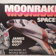 Maquetas: JAMES BOND 007 MOONRAKER SPACESHIP AIRFIX 1/144. AÑO 1979. NUEVO SIN ABRIR.. Lote 224115703