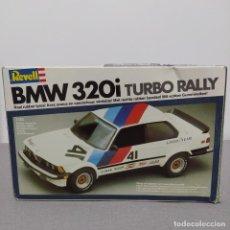 Maquetas: BMW 320I TURBO RALLY REVELL 1/25. AÑO 1979. NUEVO, BOLSA SIN ABRIR.. Lote 224592196
