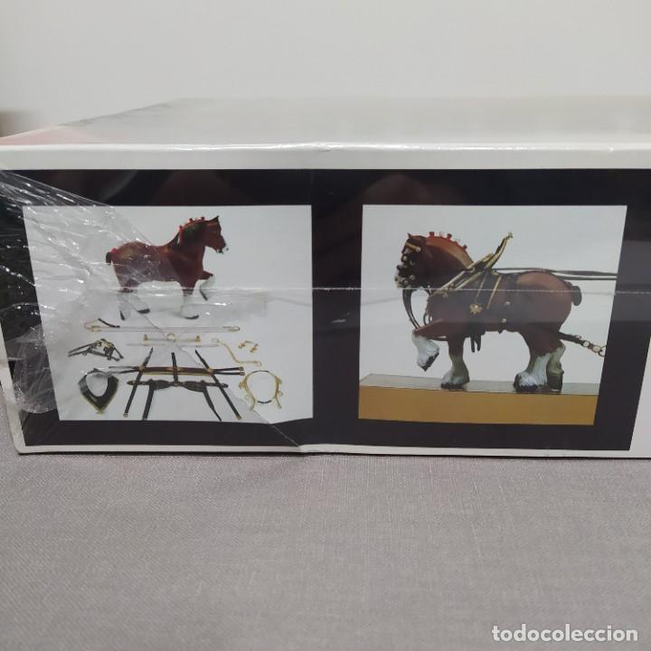 Maquetas: Budweiser Clydesdale 8 horse hitch escala 1/20 de AMT. Caja precintada - Foto 6 - 224606417