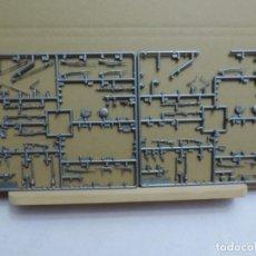 Maquettes: TAMIYA - DOS GRAPAS DE ARMAS ALEMANAS 1/35 (VER FOTOS, FALTAN ALGUNAS, SIN CAJA). Lote 224756085
