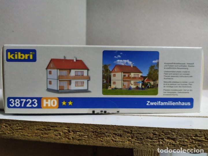Maquetas: Casa familiar 2 plantas , KIBRI 38723 , escala HO - Foto 2 - 254260575
