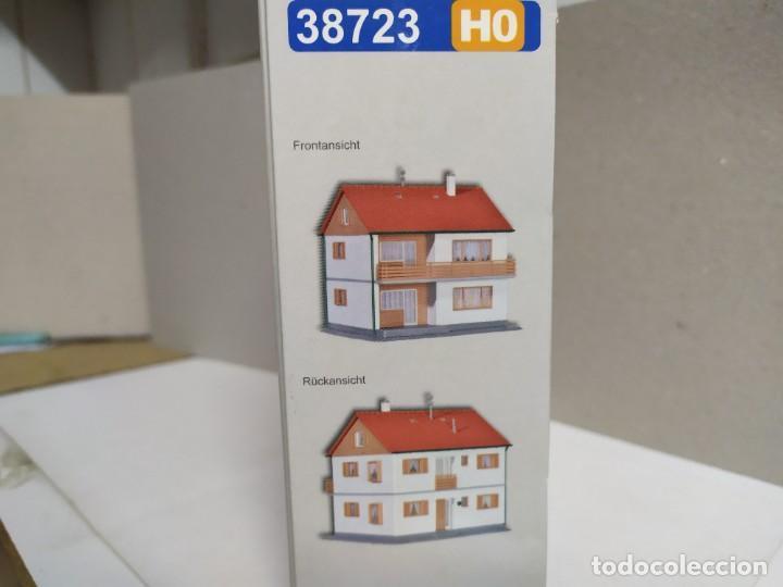 Maquetas: Casa familiar 2 plantas , KIBRI 38723 , escala HO - Foto 3 - 254260575