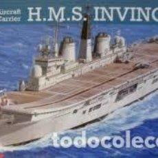 Maquetas: REVELL - H.M.S INVICIBLE 1/700 05020. Lote 224806801