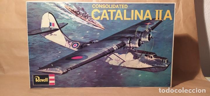 CONSOLIDATED CATALINA II A REVELL H-107 ESCALA 1/72. AÑO 1972. NUEVO, BOLSA PRECINTADA (Juguetes - Modelismo y Radio Control - Maquetas - Aviones y Helicópteros)