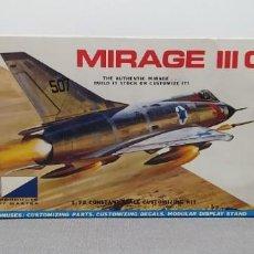 Maquetas: MIRAGE III C MPC ESCALA 1/72. NUEVO, BOLSA SIN ABRIR. Lote 225115067