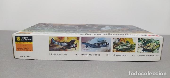 Maquetas: Kommandeurwagen motorizado 1/32 de Fujimi. Coche Gestapo. Nuevo sin abrir - Foto 3 - 225134130