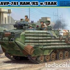 Macchiette: AAVP-7A1 RAM/RS WITH EAAK 1/35 HOBBY BOSS. Lote 225177888
