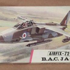 Maquetas: B.A.C. JAGUAR AIRFIX-72 SCALE. NUEVO. Lote 225210780