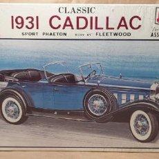Maquetas: 1931 CADILLAC SPOT PHAETON JO-HAN 1/25. CAJA PRECINTADA.. Lote 225396951