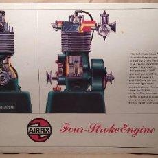 Maquetas: FOUR STROKE ENGINE AIRFIX 1972 N°07551-4. NUEVO, BOLSA PRECINTADA. Lote 225400175