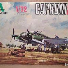 Maquetas: CAPRONI CA.313/314 ITALAEREI 1/72. NUEVO TODO PRECINTADO. Lote 225897210