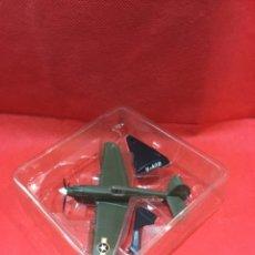 Maquetas: AVION DE COMBATE P-40B.COLECCION AVIONES EN COMBATE DE EDICIONES DEL PRADO EN SU BISTEL ORIGINAL. Lote 226467790