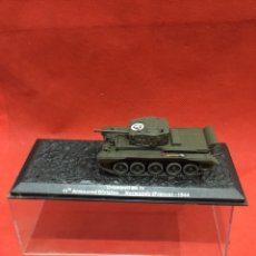 Maquetas: TANQUE MILITAR EN METAL CROMWELL MK IV 11 TH ARMOURED DIVISION NORMANDY FRANCE -1944. Lote 226645755