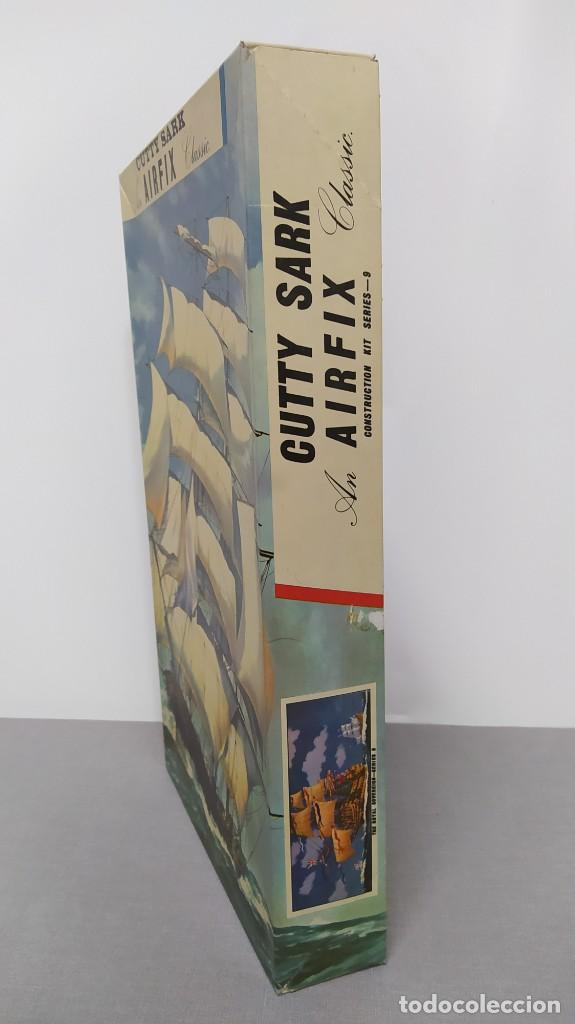 Maquetas: Cutty sark an airfix classic. Nuevo, bolsa precintada - Foto 2 - 226785700