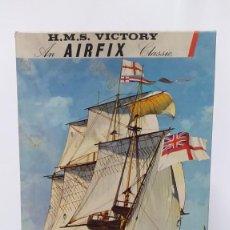 Maquetas: HMS VICTORY AN AIRFIX CLASSIC. NUEVO Y COMPLETO. Lote 226787105