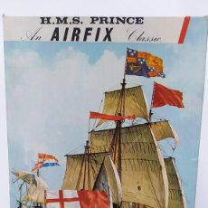 Maquetas: HMS PRINCE AN AIRFIX CLASSIC. NUEVO Y COMPLETO. Lote 226790530