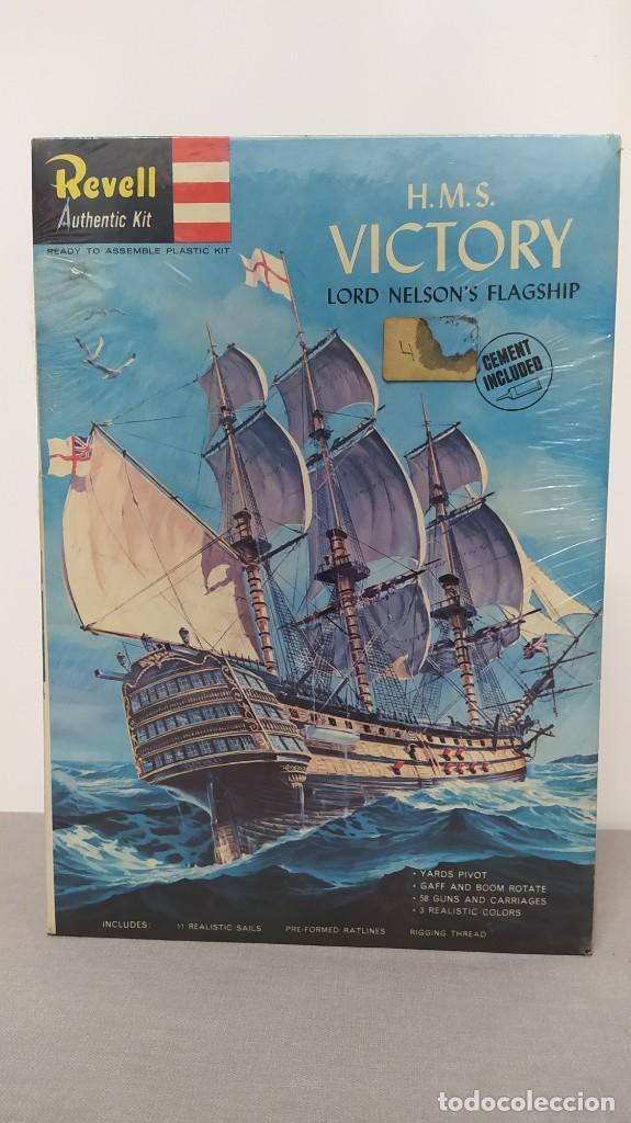 HMS VICTORY REVELL. CAJA PRECINTADA (Juguetes - Modelismo y Radiocontrol - Maquetas - Barcos)