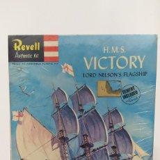 Maquetas: HMS VICTORY REVELL. CAJA PRECINTADA. Lote 226802715