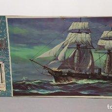 Maquetas: CSS ALABAMA REVELL ESCALA 1/96. BOLSAS PRECINTADA. Lote 226807540