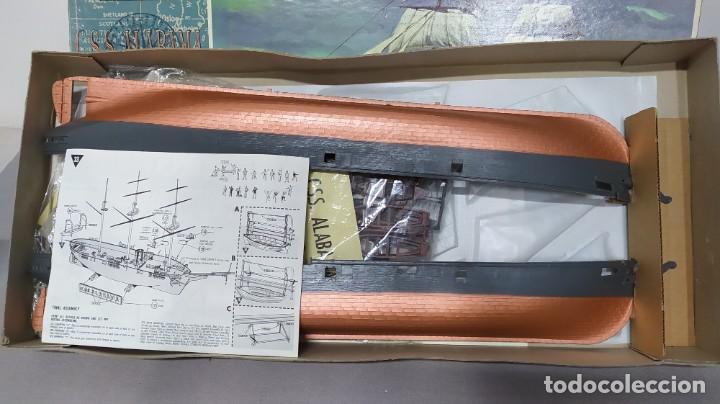 Maquetas: CSS Alabama Revell escala 1/96. Bolsas precintada - Foto 4 - 226807540