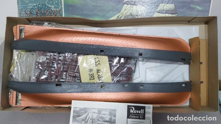 Maquetas: CSS Alabama Revell escala 1/96. Bolsas precintada - Foto 5 - 226807540
