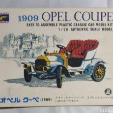 Maquetas: ANTIGUA MAQUETA OPEL COUPE 1909. Lote 227210550