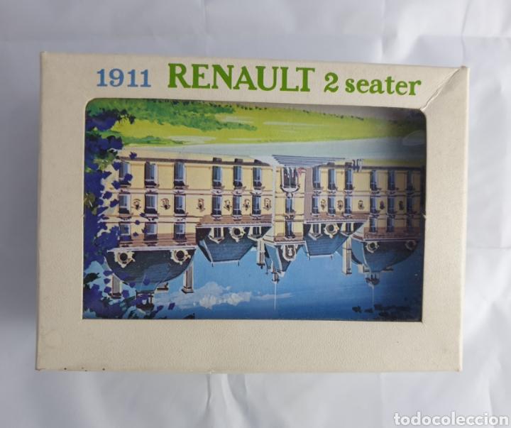 Maquetas: Antigua maqueta Renault 1911 2 Seater 1911 - Foto 2 - 227211680