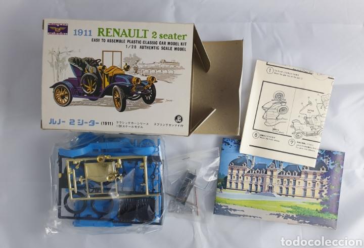 Maquetas: Antigua maqueta Renault 1911 2 Seater 1911 - Foto 3 - 227211680