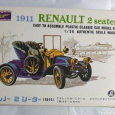 Maquetas: ANTIGUA MAQUETA RENAULT 1911 2 SEATER 1911. Lote 227211680