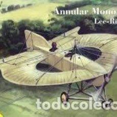 Maquetas: AVIS - ANNULAR MONOPLANE !!!!!!SOLO 500 PIEZAS!!!!!! 1/72 72036. Lote 227277790