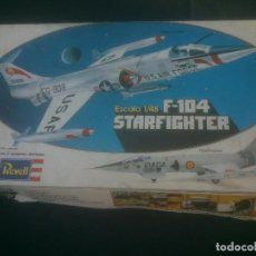 Maquetas: MAQUETA STARFIGHTER F-104 CONGOST REVELL ESCALA 1/48, BOLSAS PRECINTADAS.. Lote 227644795