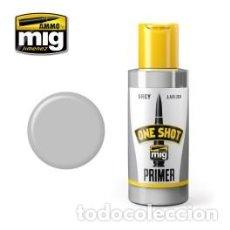 Maquetas: AMMO - ONE SHOT PRIMER - GRIS 2024. Lote 228003640