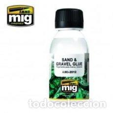 Macchiette: AMMO - SAND & GRAVEL GLUE 2012. Lote 228157215