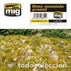 Maquettes: AMMO - STONY MOUNTAIN GROUND 8351. Lote 228158575