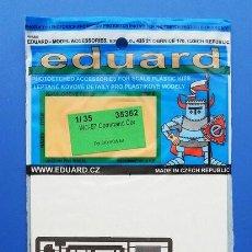 Maquettes: FOTOGRABADO WC-57 COMMAND CAR EDUARD 35352. Lote 228362220